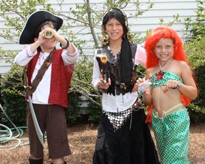 Pirate Invasion Today!!!