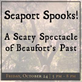 Seaport Spooks!
