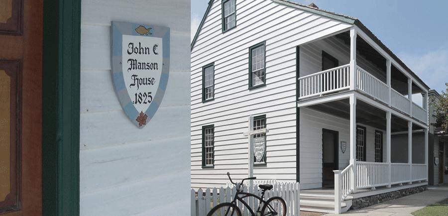 Beaufort Historic Site Beaufort Nc Tours