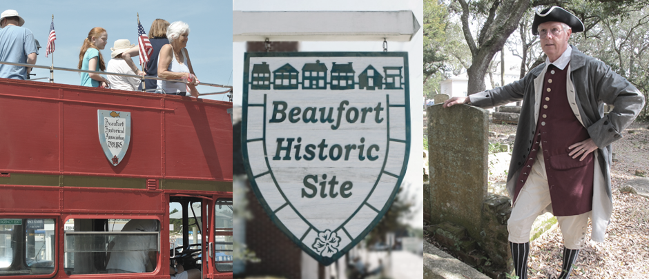 Beaufort nc history tours
